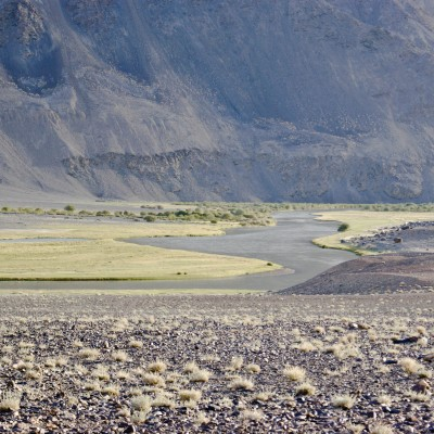 Pamir Highway, Tadjikistan, © Gregor Pogöschnik