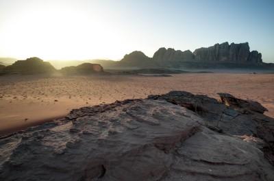 Wadi Rum, Jordan, © Gregor Pogöschnik