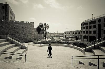 Jerusalem, Israel, © Gregor Pogöschnik