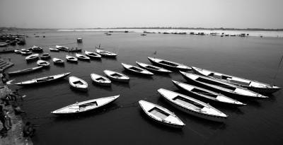 Varanasi, Inda, © Gregor Pogöschnik