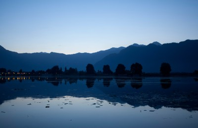 Dal Lake, Srinagar, Kashmere, © Gregor Pogöschnik
